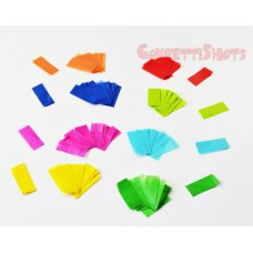 Oh!FX Rectangular Confetti Multicolor