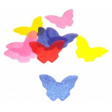 Oh!FX Confetti BUTTERFLY Red