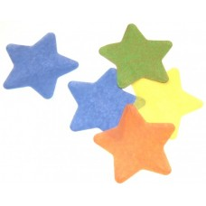 Oh!FX Confetti STARS Orange