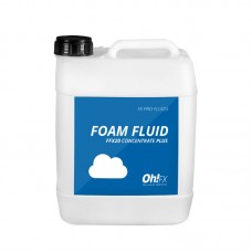 Oh!FX  5 lts. CONCENTRATE PLUS FOAM FLUID 1,8-2% COLOR