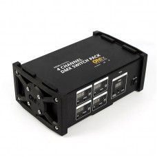 Oh!FX TC104 4 CHANNEL DMX SWITCH PACK