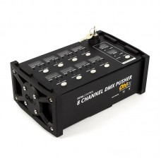 Oh!FX TC105 8 CHANNEL DMX PUSHER